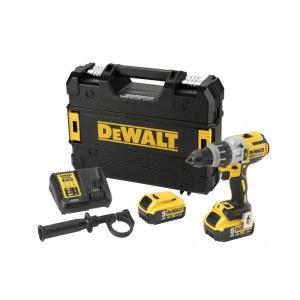 Slagskruvdragare / borr DeWalt DCD996P2-QW; 18 V; 2x5,0 Ah batt.