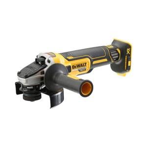 Vinkelslip Dewalt DCG405N; 18 V (utan batteri och laddare)