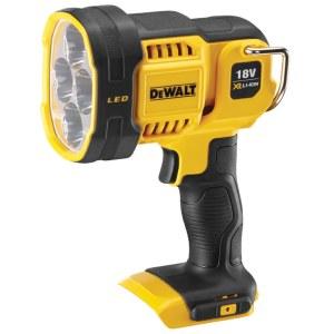 Ficklampa DeWalt DCL043; 18 V (utan batteri och laddare)
