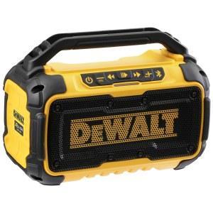 Bluetooth®-högtalare DeWalt DCR011-XJ; 10,8/18/54 V (utan batteri och laddare)
