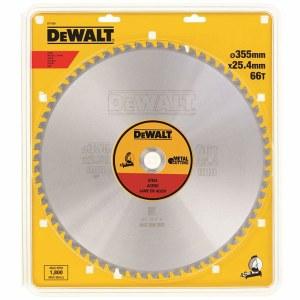 Sågklinga för metall DeWalt DT1927-QZ; 355 mm