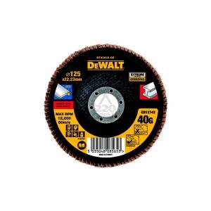 Lamellrondeller DeWalt DT30602-QZ; 125 mm; 1 st.