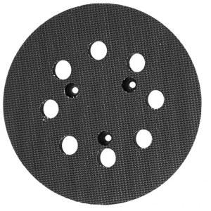 Slipplatta för excenterslip DeWalt; 125 mm medium hård