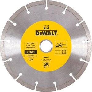 Diamantkapskiva DeWalt DT3721-QZ; 180 mm