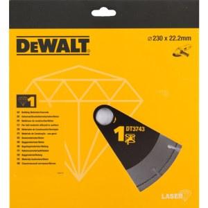 Diamantkapskiva DeWalt; 230 mm