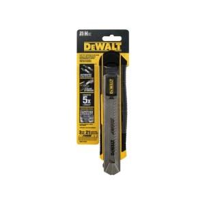 Kniv med utbytbara blad DeWalt DWHT0-10250; 139 mm