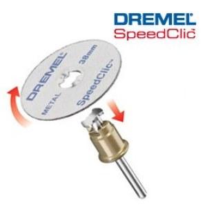 Skivor för metallskärning Dremel SC456B 2; 12 st.