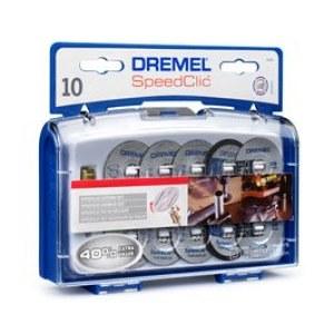 """SpeedClic"" tillbehörssats  Dremel SC690"