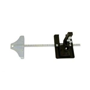 Frästillsats EDMA 466655; 210 mm