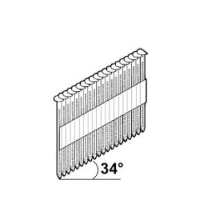 Spik Essve; 3,1x90 mm; 34°; 1240