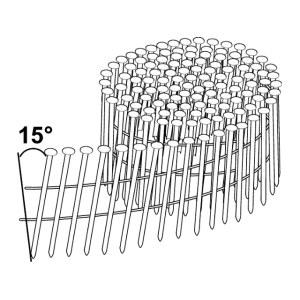 Spik Essve; 2,8×75 mm; 15°; 3200 st.