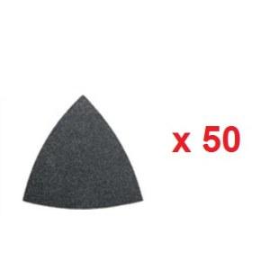 Sandpapper för multislipar Fein; P100; 50 st.