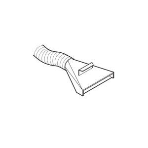 Gummisugmunstycke Femi; 100 mm