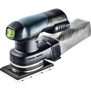 Planslip Festool Rutscher RTSC 400 Li-Basic; 18 V (utan batteri och laddare)