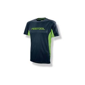 Sporttröja Festool 204002; S; mörkblå färg