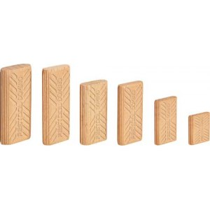 Långa Festool Domino; 5X30/1800 bok