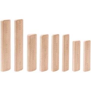 Långa Festool Domino; D 10x80/150 BU bok