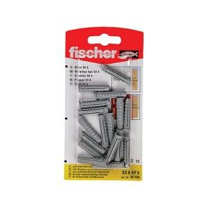 Plugg  Fischer SX; 14x70 mm; 15 st.