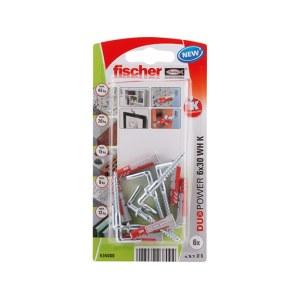Plugg  Fischer WH K NV; 6x30 mm