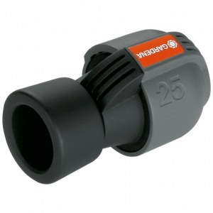 Bevattningskoppling Gardena Quick&Easy; 1''; 25 mm