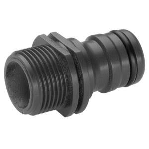 Slangmuff Gardena Profi Maxi-Flow 02821-20; 3/4''; 26,5 mm