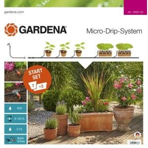 Bevattningssystem Gardena Micro-Drip M