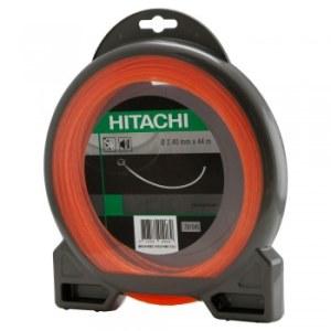 Trimmertråd Hitachi (15mx2,4mm) orange, rund