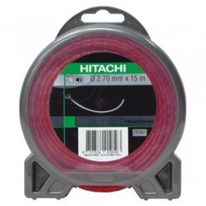 Trimmertråd Hitachi (15mx2,65mm) (rund)