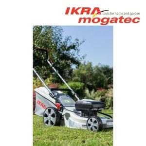 Gräsklippare Ikra Mogatec IAM 40-4325; 40 V (utan batteri och laddare)