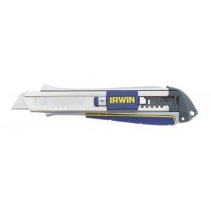 Kniv med utbytbara blad Irwin; 18 mm