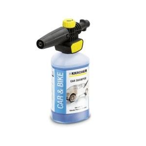 Skummunstycke Karcher Connect 'n'Clean FJ 10 C + biltvättmedel  Karcher; 1 l