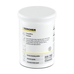 Rengöringsmedel för textil och möbler Karcher RM 760 Classic; 0,8 kg; pH 8,2