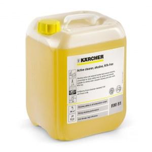 Rengöringsmedel med alkaliskt koncentrat Karcher RM 81 ASF; 10 l