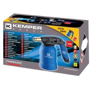 Brännare Kemper TORNADO KE2019DEM + tillbehör