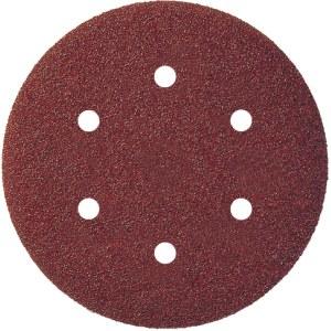 Sandpapper för excenterslipar Klingspor; PS 22 K; GLS 3; 150 mm; K40; 5 st.