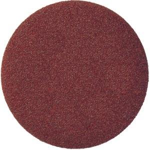 Sandpapper för excenterslipar Klingspor; PS 22 K; GLS 4; 115 mm; K80; 5 st.