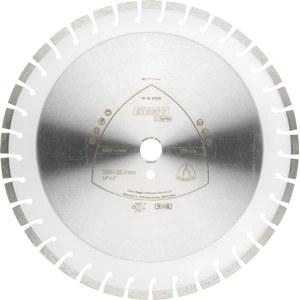 Diamantdisk för torrskärning Klingspor DT 600 U Supra; 400x3,6x25,4 mm