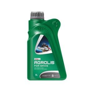Kedjeolja Lotos Oil Agrolis For Saw (ISO VG 80); 1 l