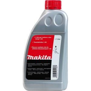 Olja för bränsleblandning till tvåtaktsmotorer Makita; 1 l