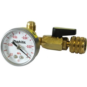 Vakuumindikator Makita AS0VP051MK med ventil