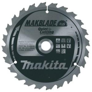 Sågklinga för trä Makita; MAKBLADE PLUS; Ø260 mm