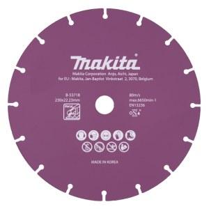 Diamantkapskiva Makita B-53718; 230 mm