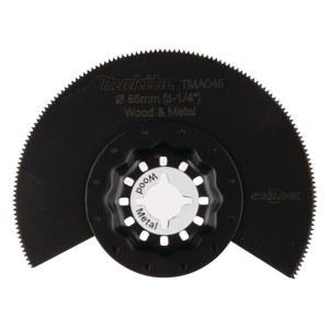 Halvrund segmentsågklinga Makita TMA045; Ø85 mm