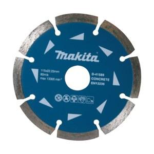 Diamantdisk för torrskärning Makita D-41595; 125 mm