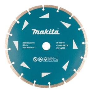 Diamantdisk för torrskärning Makita; 230 mm