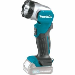 Ficklampa Makita DEAML105; 10,8 V (utan batteri och laddare)