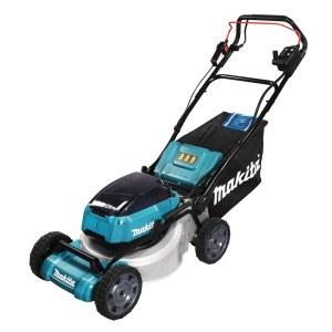 Batteridriven gräsklippare självgående Makita DLM462Z; 2x18 V (utan batteri och laddare)