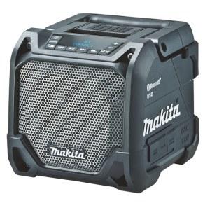 Bluetooth®-högtalare Makita DMR202; 12-18 V Svart; (utan batteri och laddare)