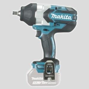 Slagmutterdragare Makita DTW1002Z; 18 V (utan batteri och laddare)