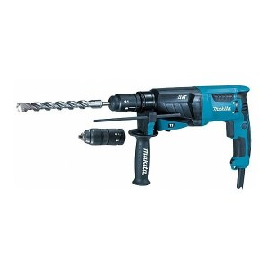 Borrhammare Makita HR2631FTJ; 2,4 J; SDS-plus